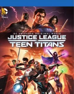 мультфильм Лига Справедливости против Юных Титанов скачать